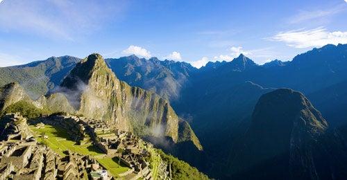 Rejseguides verden sydamerika