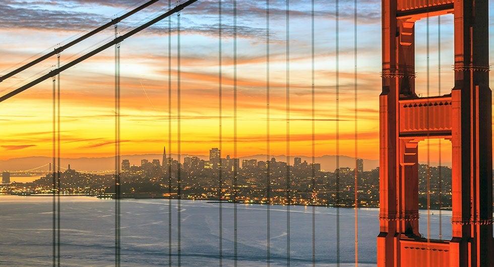 Book billige fly og hotel til San Francisco - Travellink rejser